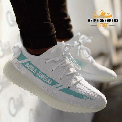 Aoba Johsai Shoes Haikyuu Custom Anime Sneakers Tt11 Yeezy