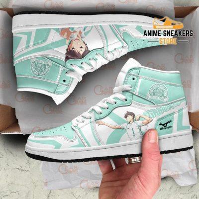 Aoba Johsai High Oikawa Tooru Sneakers Haikyuu Anime Shoes Mn10 Jd