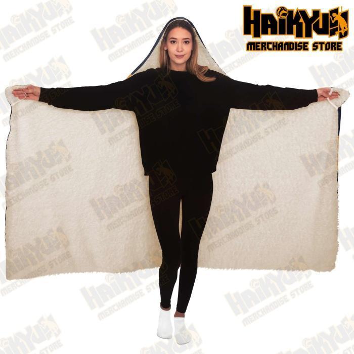 Haikyuu Hooded Blanket New Desgin No.2 - Aop