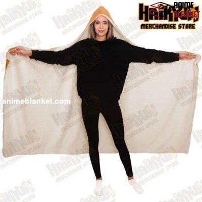 Haikyuu Karasuno High School Hooded Blanket New Design No.2 - Aop