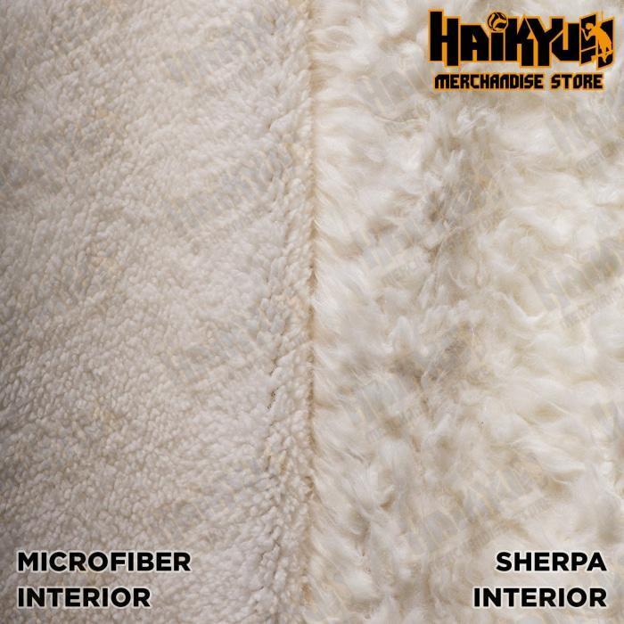 Haikyuu Karasuno Hooded Blanket New Design No.3 - Aop