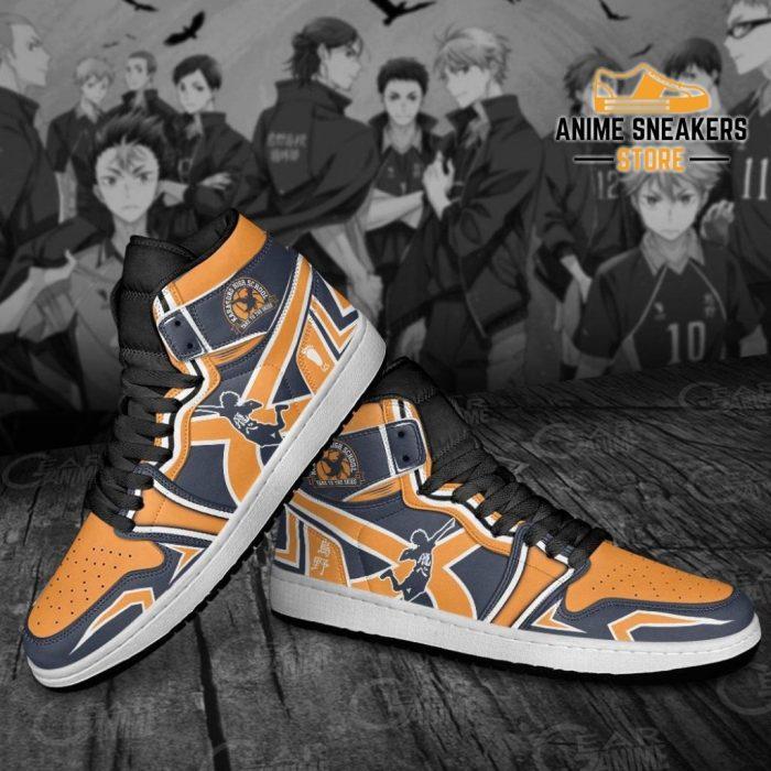 Karasuno High Sneakers Haikyuu Anime Shoes Mn10 Jd