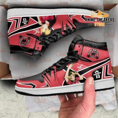 Nekoma Kenma Kozume Sneakers Haikyuu Anime Shoes Jd