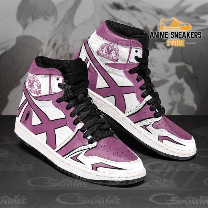 Shiratorizawa Academy Shoes Haikyuu Custom Anime Mn10 Jd Sneakers
