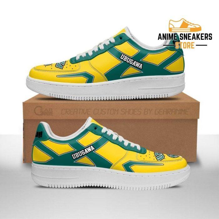 Haikyuu Ubugawa High Sneakers Uniform Anime Shoes Men / Us6.5 Air Force