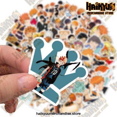 102Pcs Anime Haikyuu!! Stickers