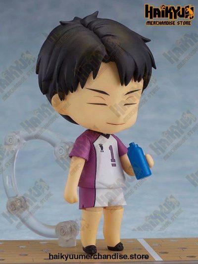 10Cm Haikyuu Ushijima Wakatoshi Pvc Action Figure