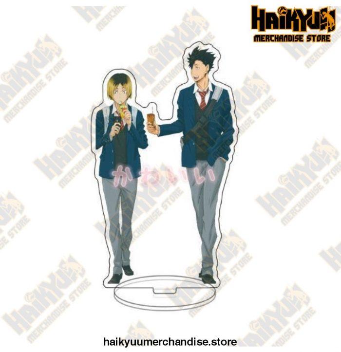 15Cm Haikyuu!! Acrylic Stand Model Figures 1