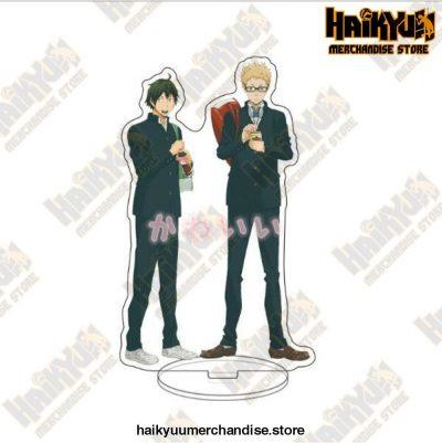 15Cm Haikyuu!! Acrylic Stand Model Figures 12