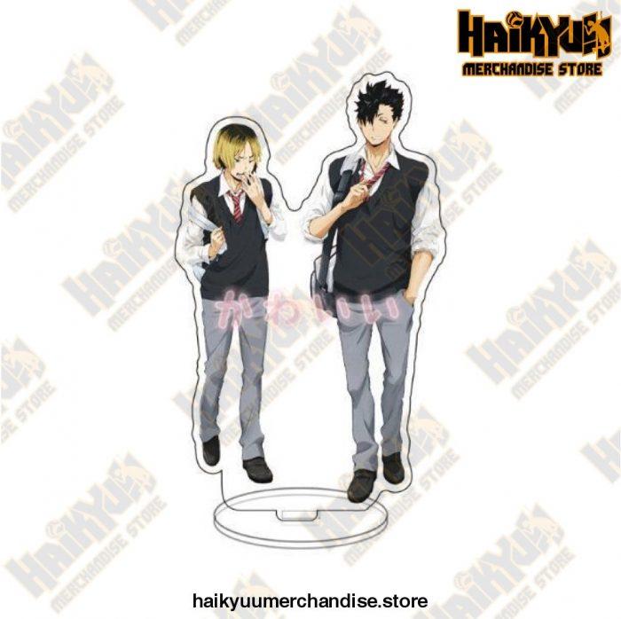15Cm Haikyuu!! Acrylic Stand Model Figures 17