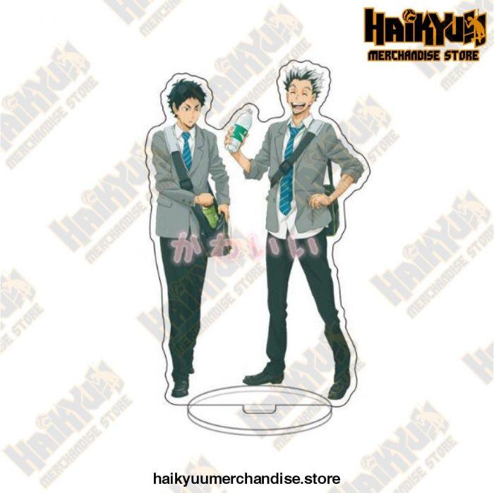 15Cm Haikyuu!! Acrylic Stand Model Figures 20