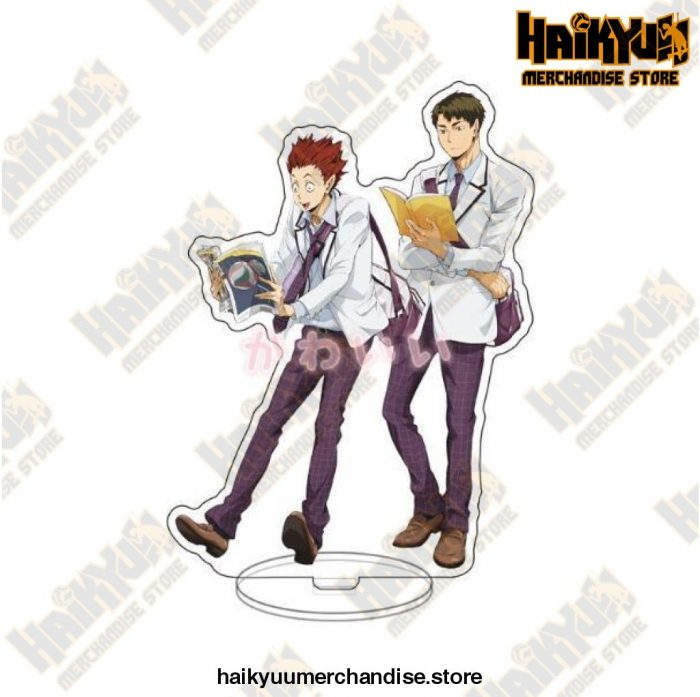15Cm Haikyuu!! Acrylic Stand Model Figures 3
