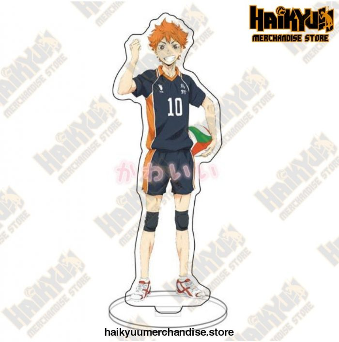 15Cm Haikyuu!! Acrylic Stand Model Figures 6