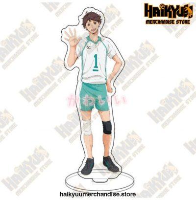 15Cm Haikyuu!! Acrylic Stand Model Figures 7