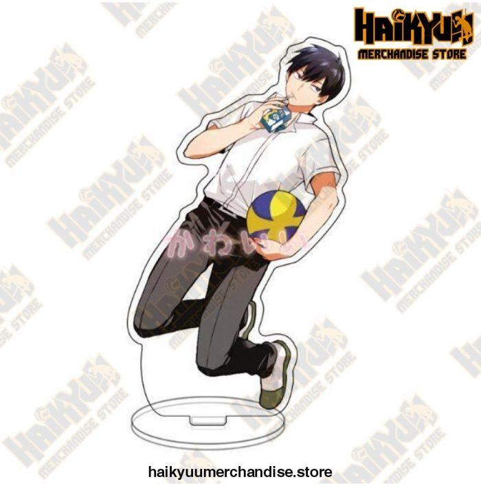 15Cm Haikyuu!! Acrylic Stand Model Figures 8