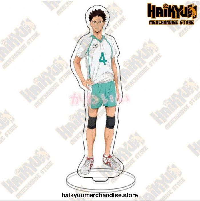 15Cm Haikyuu!! Acrylic Stand Model Figures 9