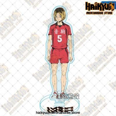 15Cm Haikyuu!! Desk Stand Figures H03