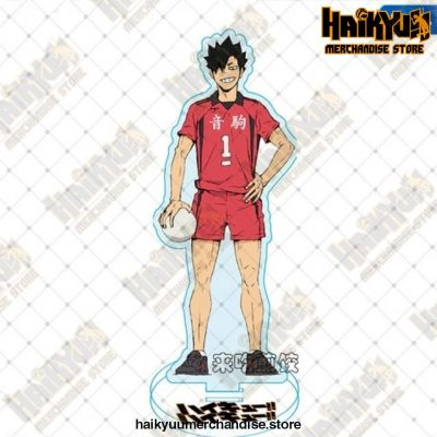 15Cm Haikyuu!! Desk Stand Figures H04