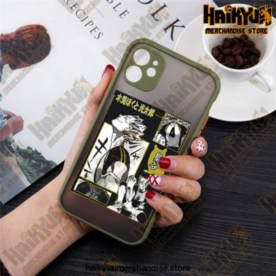 2021 Anime Haikyuu Iphone Case Style 3 / For Xr