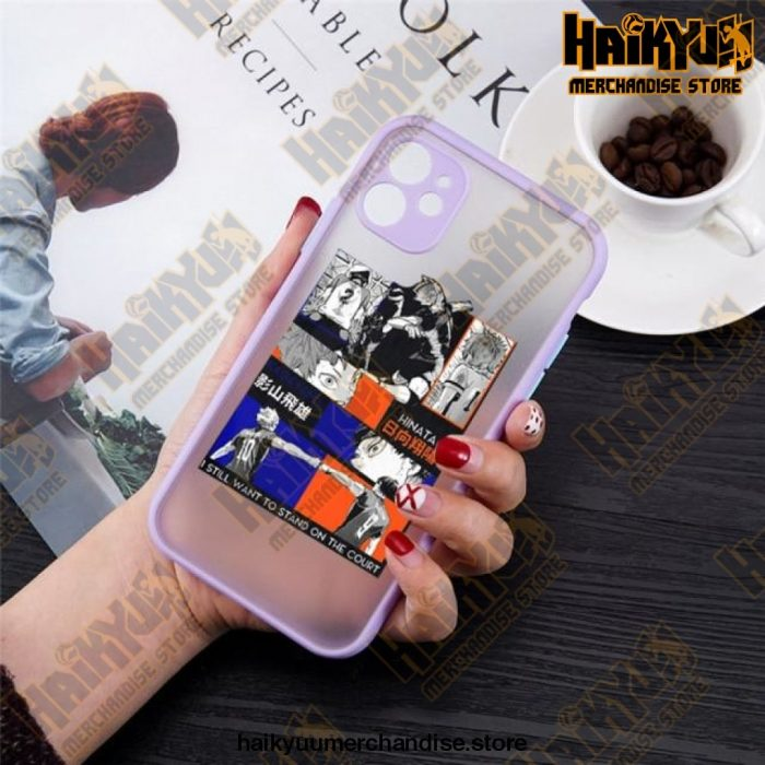 2021 Anime Haikyuu Iphone Case Style 5 / For Xr