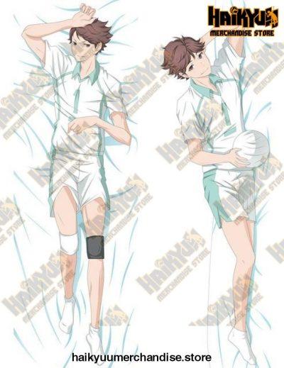 2021 Dakimakura Tooru Oikawa Anime Body Pillow Case G / 34X100Cm