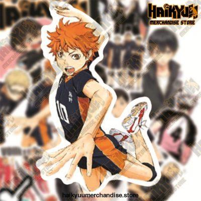 50Pcs Anime Haikyuu!! Stickers