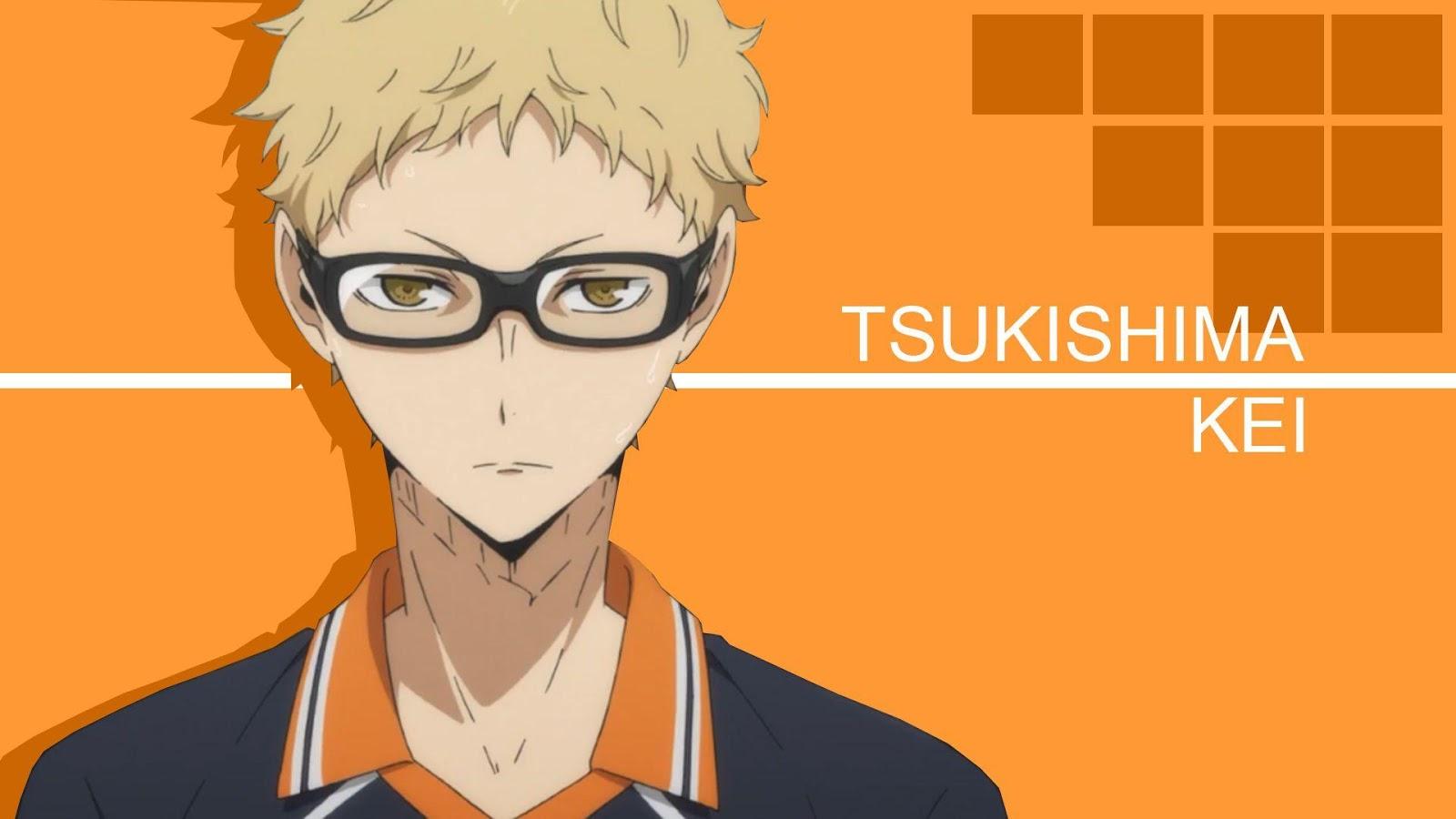 Kei Tsukishima