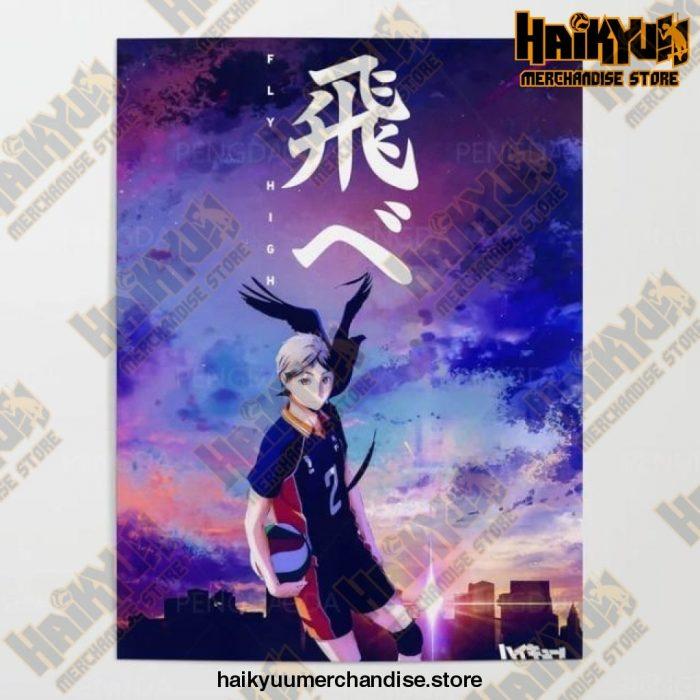 Anime Haikyuu Wall Artwork Painting Home Decoration 50X70Cm No Frame / Nordic Jx3268-08