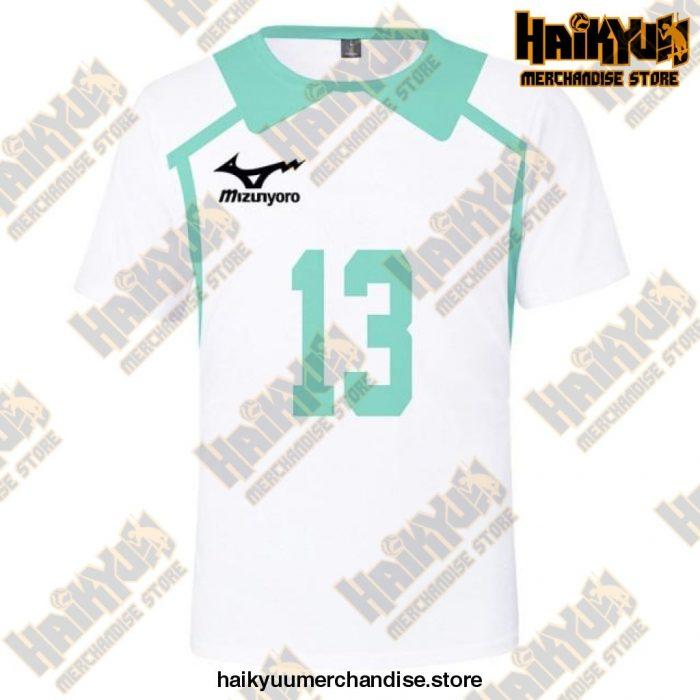 Aoba Johsai High Cosplay T-Shirt 13 / 5Xl