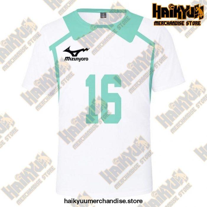 Aoba Johsai High Cosplay T-Shirt 16 / 5Xl
