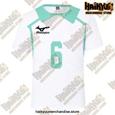 Aoba Johsai High Cosplay T-Shirt 6 / 5Xl
