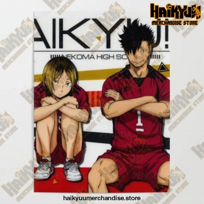 Canvas Haikyuu Picture Home Decoration 50X70Cm No Frame / Nordic Jx3278-01