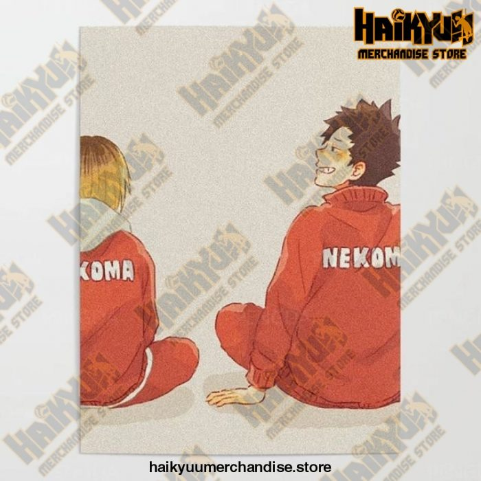 Canvas Haikyuu Picture Home Decoration 50X70Cm No Frame / Nordic Jx3278-02