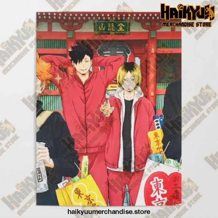 Canvas Haikyuu Picture Home Decoration 50X70Cm No Frame / Nordic Jx3278-04