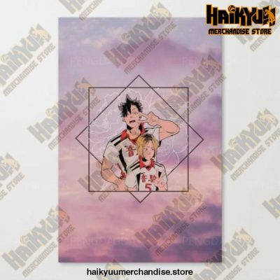 Canvas Haikyuu Picture Home Decoration 50X70Cm No Frame / Nordic Jx3278-07