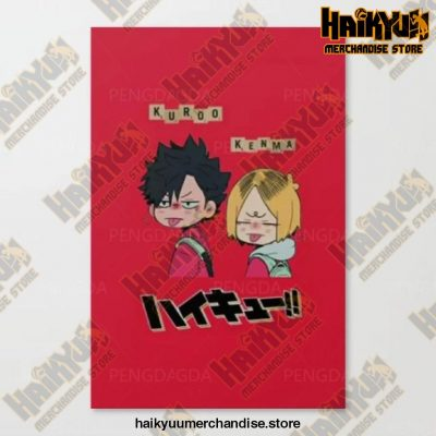 Canvas Haikyuu Picture Home Decoration 50X70Cm No Frame / Nordic Jx3278-08