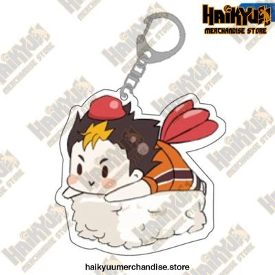 Cute Keychain Anime Haikyuu!! 02