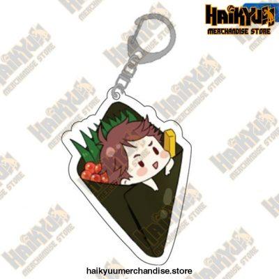 Cute Keychain Anime Haikyuu!! 03
