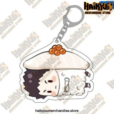 Cute Keychain Anime Haikyuu!! 05