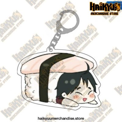 Cute Keychain Anime Haikyuu!! 08