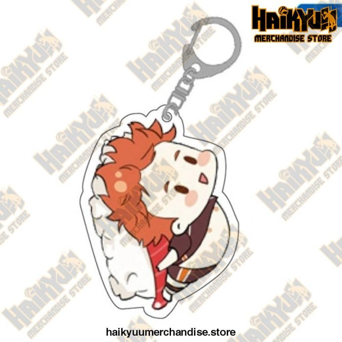 Cute Keychain Anime Haikyuu!! 10