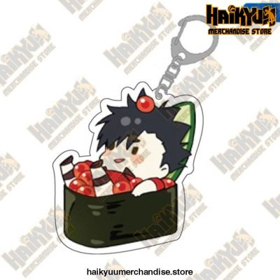Cute Keychain Anime Haikyuu!! 12
