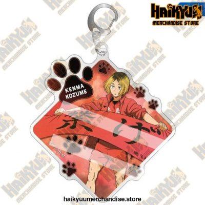 Cute Volleyball Boy Haikyuu Key Chain Key8994H03