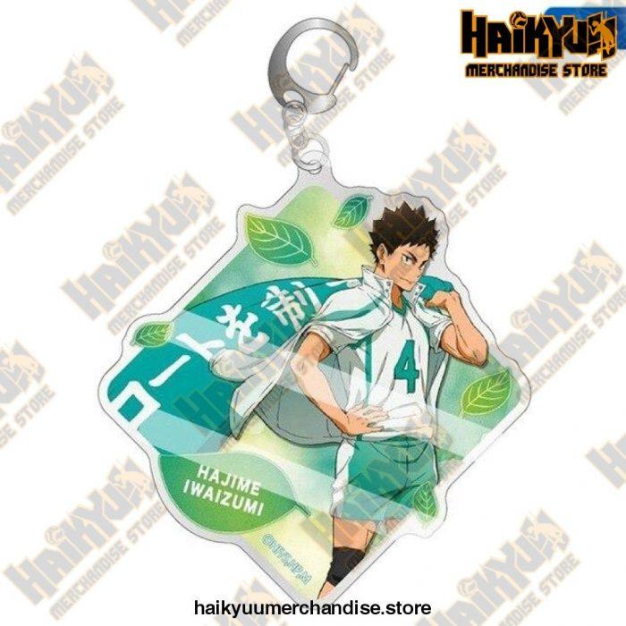 Cute Volleyball Boy Haikyuu Key Chain Key8994H05