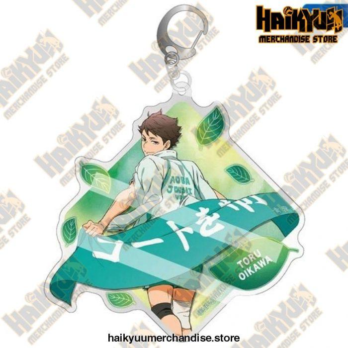 Cute Volleyball Boy Haikyuu Key Chain Key8994H06