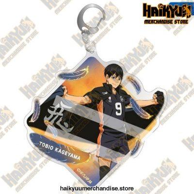 Cute Volleyball Boy Haikyuu Key Chain Key8994H09