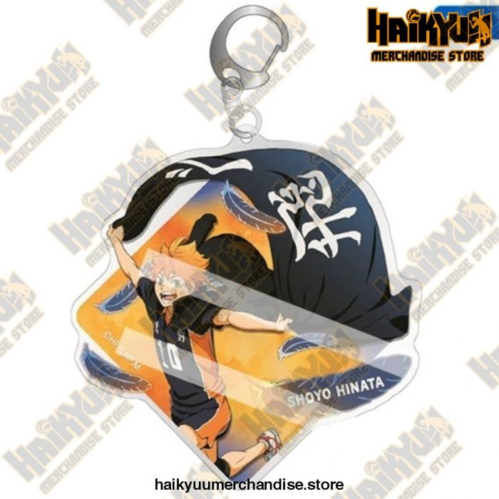 Cute Volleyball Boy Haikyuu Key Chain Key8994H10