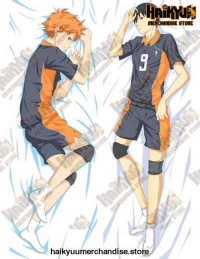 Dakimakura Anime Haikyuu Pillow Cover Peachskin D / 34X100Cm