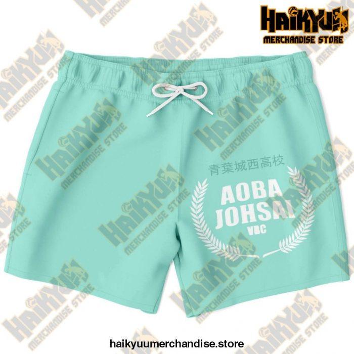 Haikyu!! Aoba Johsai Swim Trunk Xs Trunks Men - Aop