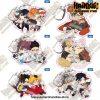 Haikyuu! Anime Acrylic Rubber Keychain